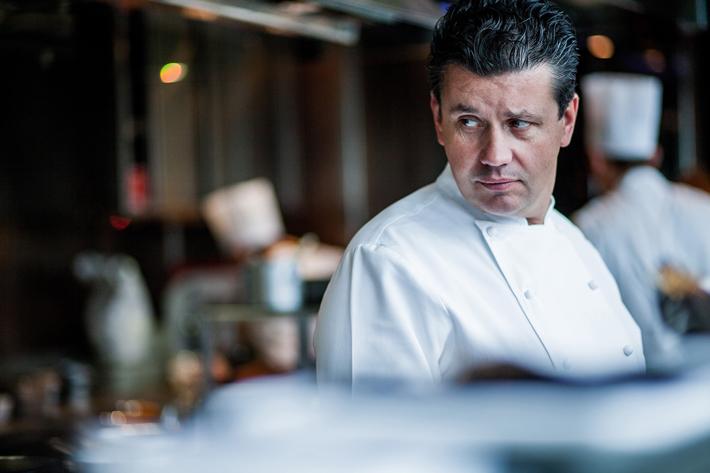 Agenda gastronomica Madrid Zalacain Frederic Vardon-Pierre-Monetta