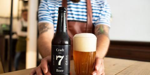 7 Craft Bar Madrid Portada