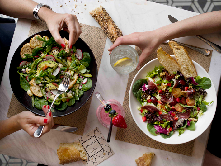 Agenda gastronomica Madrid Crusto