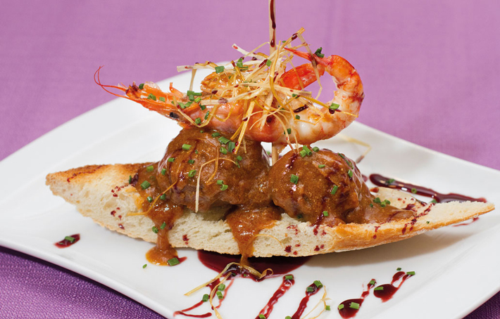 Agenda gastronomica Madrid Ruta de las tapas San Blas Canillejas