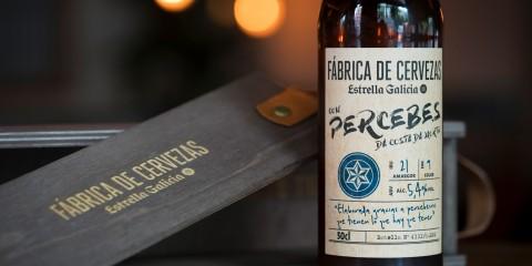 Estrella Galicia Cerveza Percebes Portada