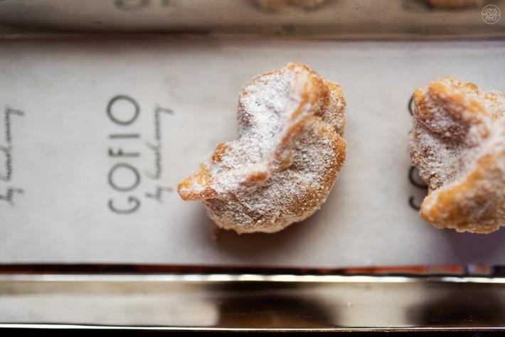 Gofio Menu Degustacion Madrid 15