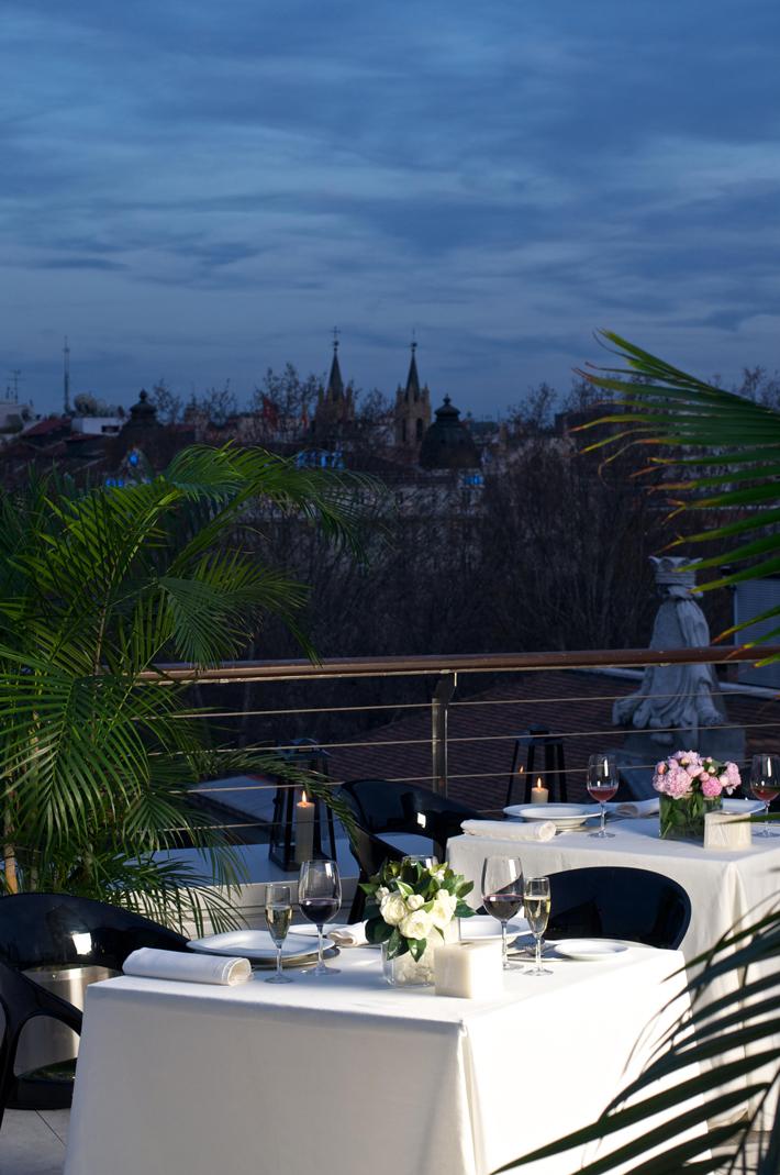 Agenda Gastronomica Madrid Mirador-Thyssen