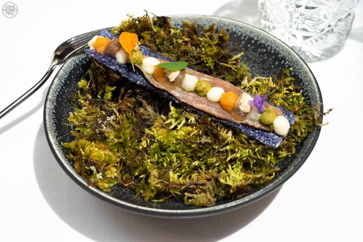 Restaurante Cebo Madrid Menu Degustacion 04