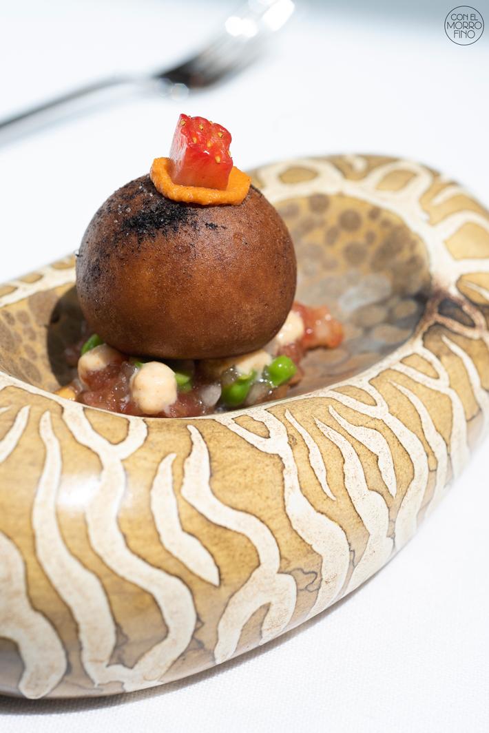 Restaurante Cebo Madrid Menu Degustacion 07