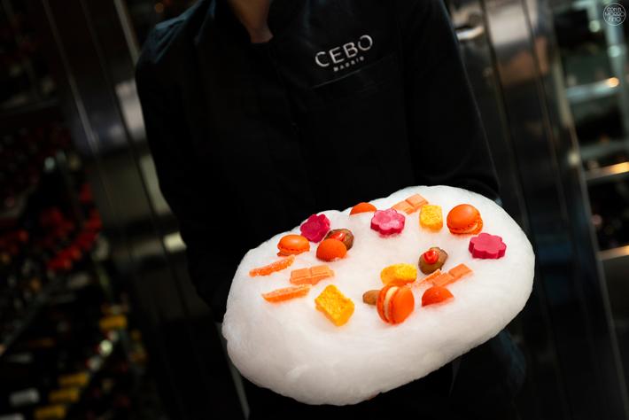 Restaurante Cebo Madrid Menu Degustacion 18