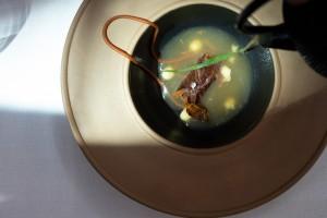 Restaurante Cebo Madrid Menu Degustacion Portada