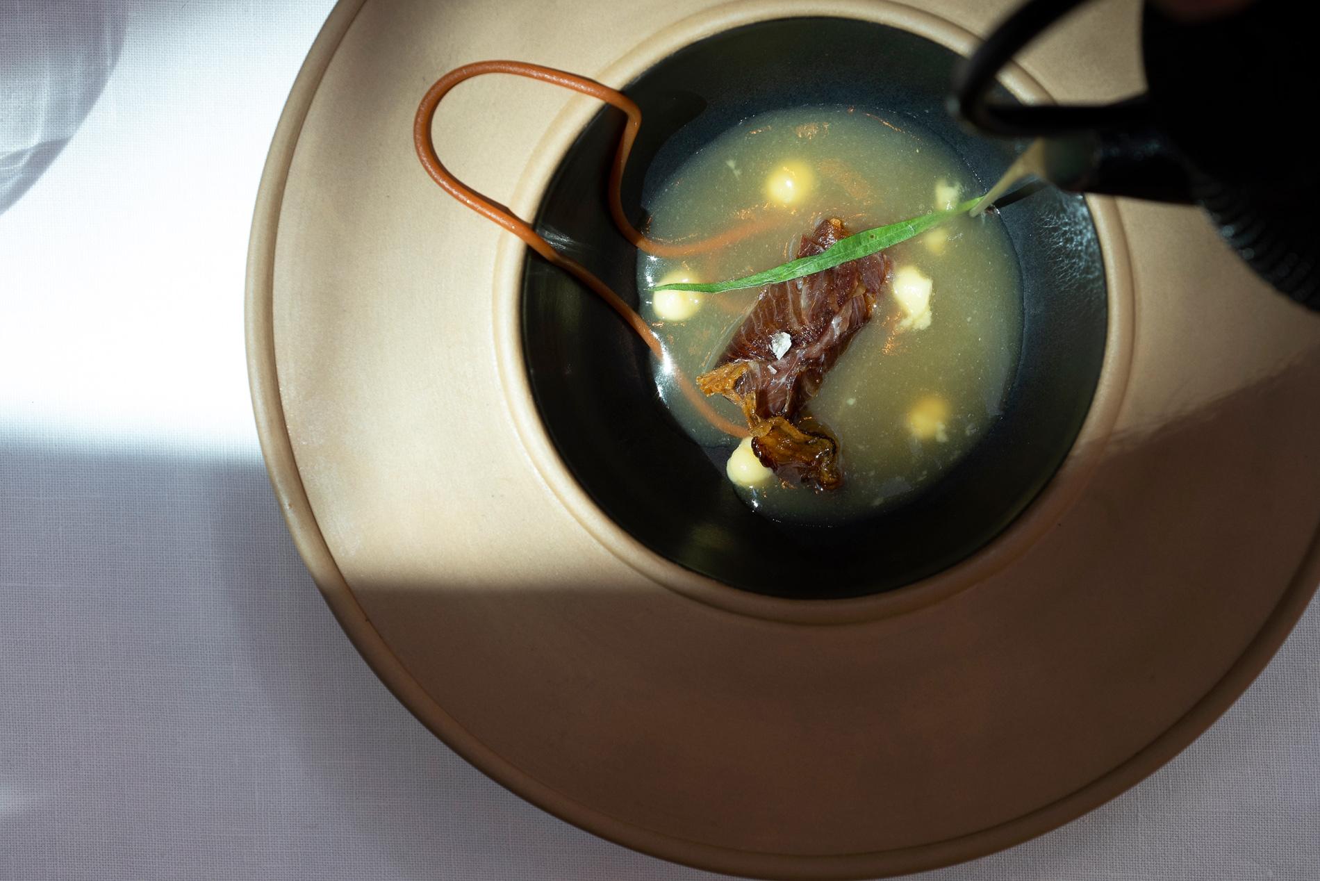 Cebo, un viaje por España en forma de menú degustación