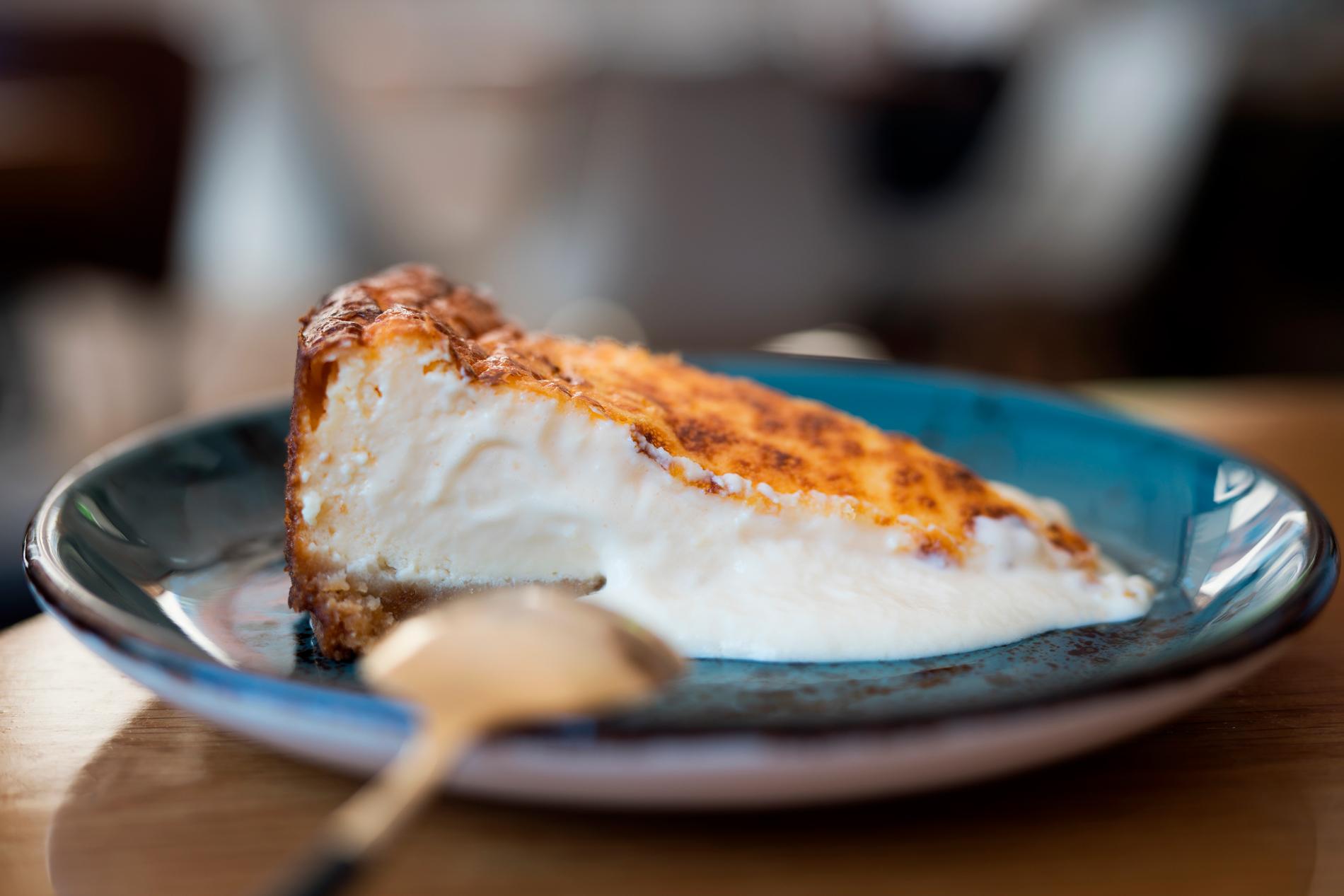 Las 17 mejores tartas de queso de Madrid