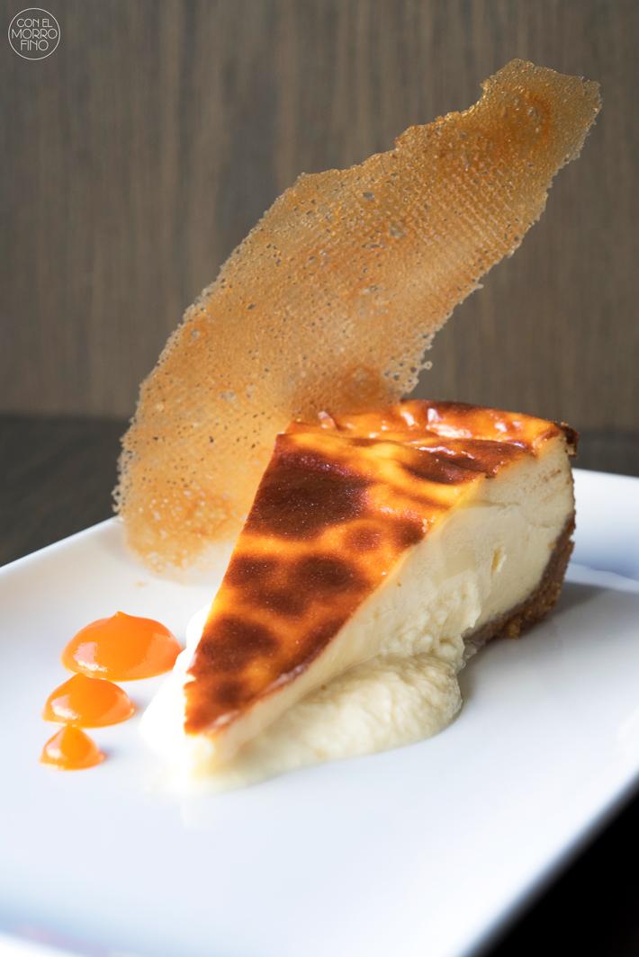 las mejores tartas de queso de madrid La Primera