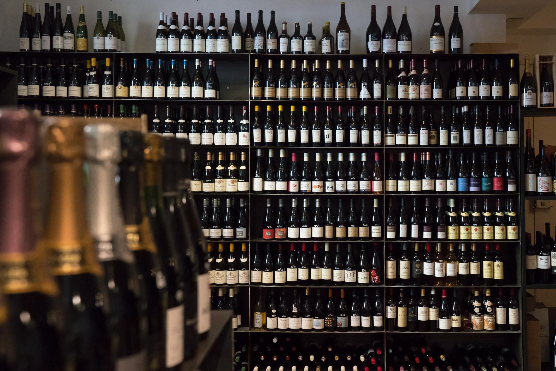 Estas son las mejores tiendas de vinos que tenemos en Madrid