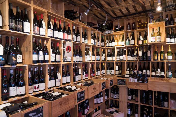 mejores tiendas de vinos de Madrid Tierra