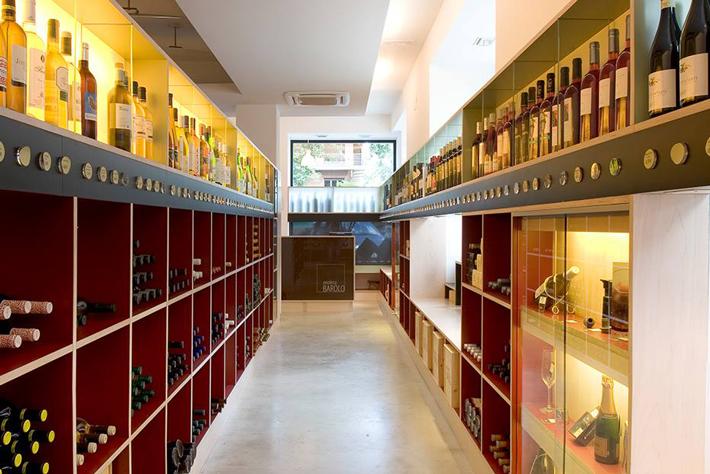 mejores tiendas de vinos de Madrid enoteca-barolo