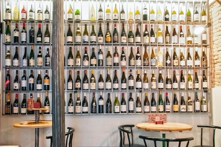 mejores tiendas de vinos de Madrid la-fisna
