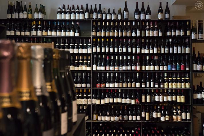 mejores tiendas de vinos de Madrid la tintoreria