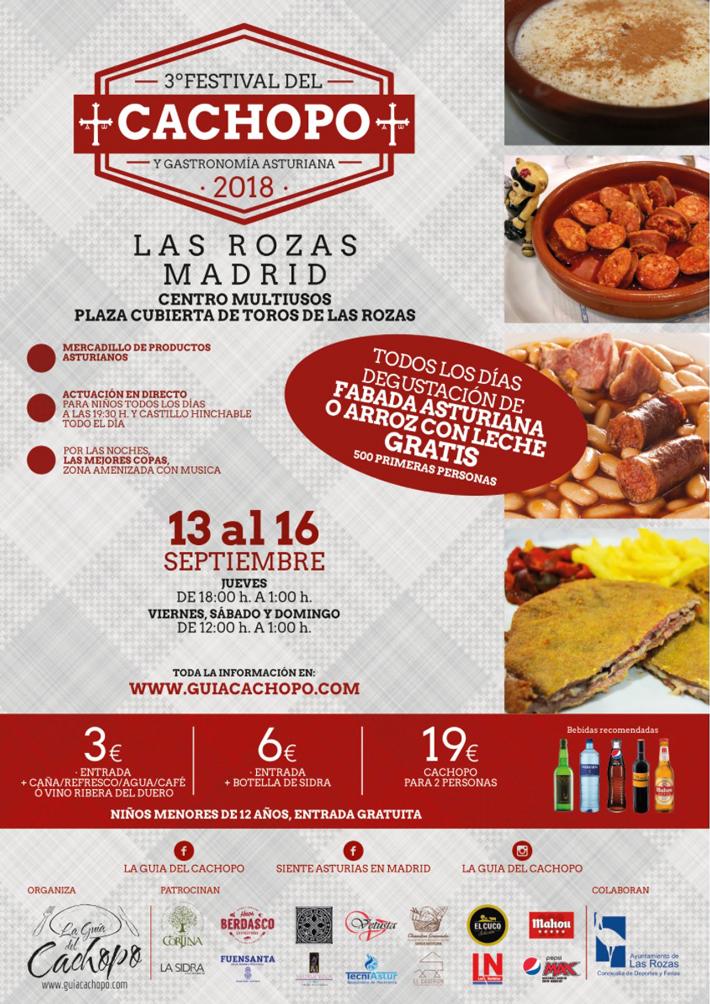 Agenda gastronomica Madrid FESTIVAL-DEL-CACHOPO