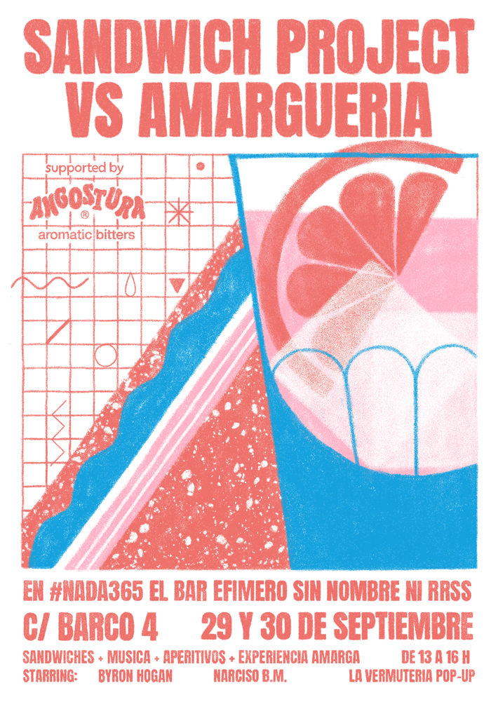 Agenda gastronomica de Madrid AMARGUERIA-VS-SANDWICH