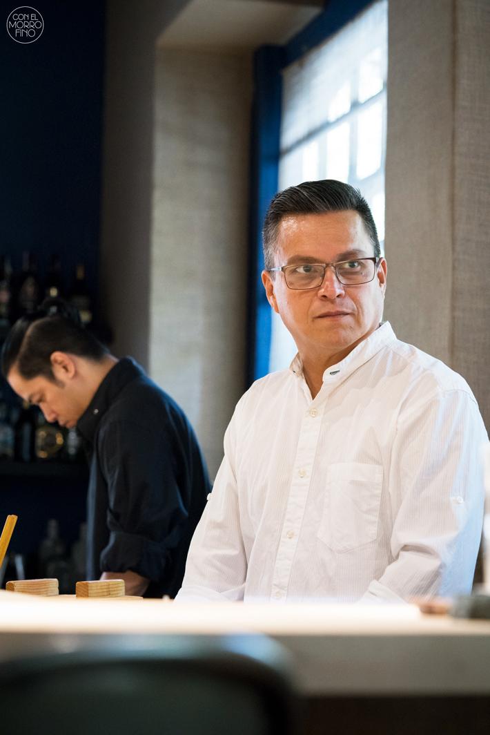 Gaman Restaurante Japones Madrid Luis Arevalo
