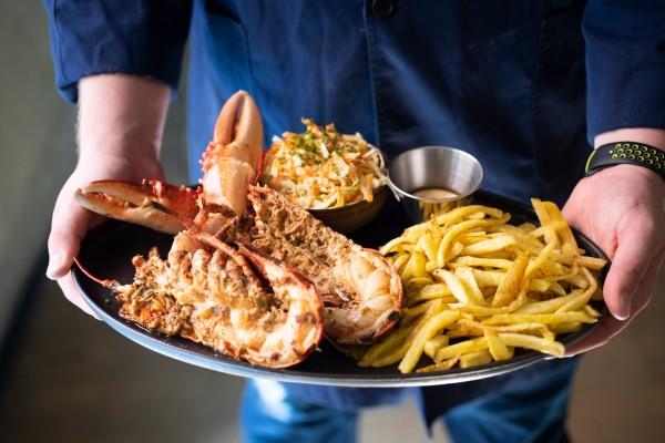 Restaurante Lobsterie Madrid Portada