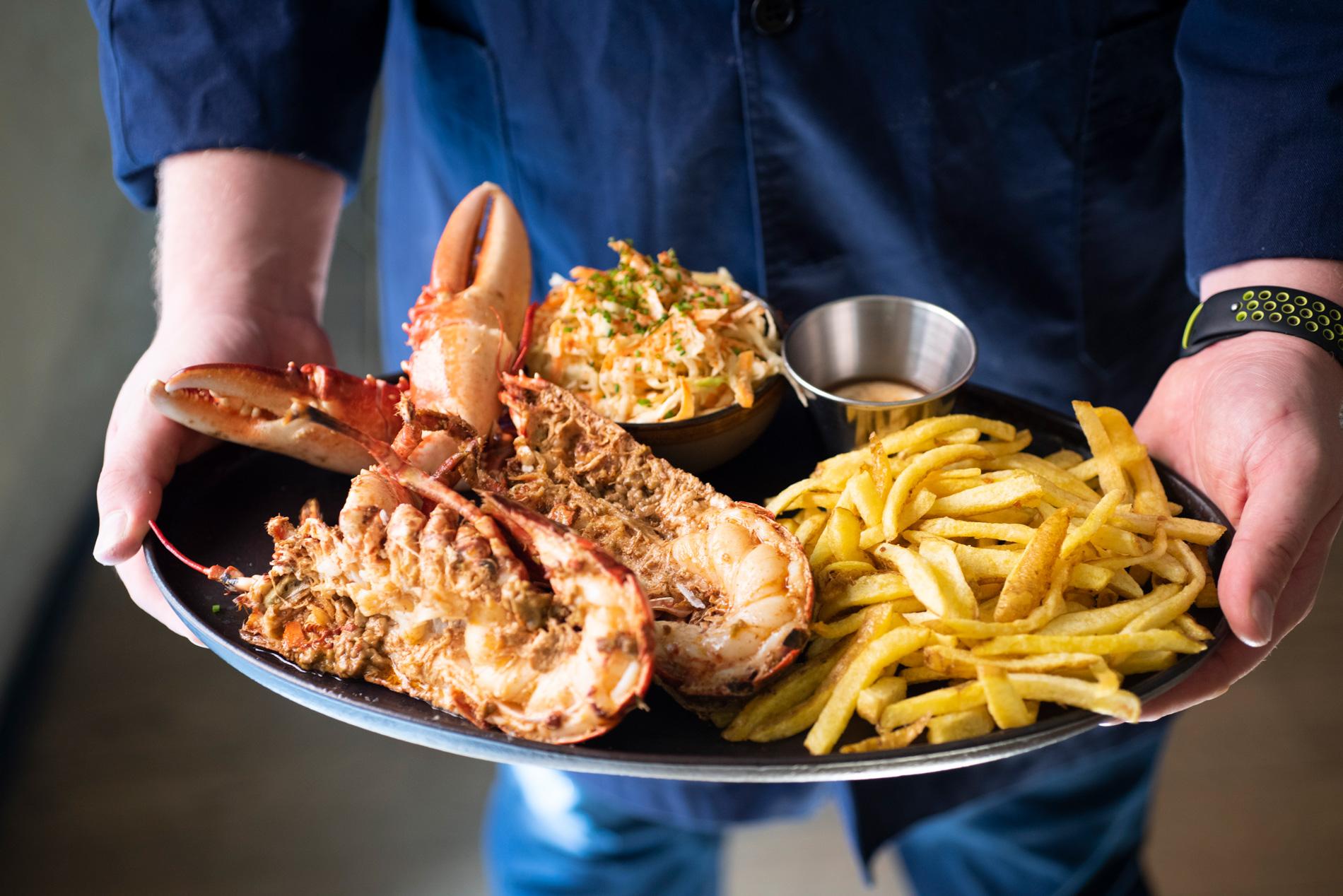 Lobsterie, un Lobster Bar muy americano (y francés) en Chueca