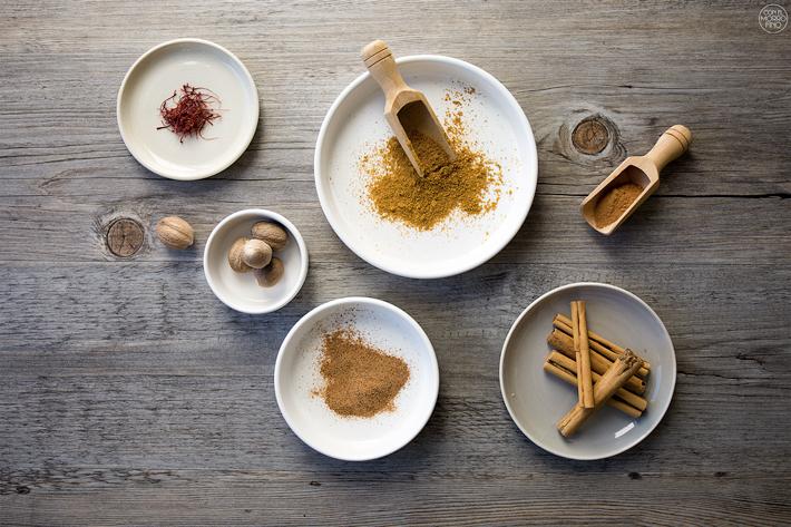 Agenda gastronomica Madrid A Punto Curso Especias