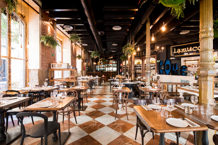 Agenda gastronomica Madrid Historias con Sabor LaMucca
