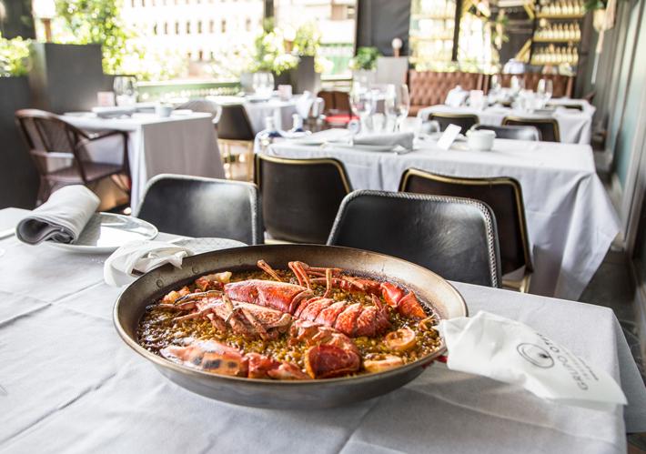Agenda gastronomica Madrid Pez Fuego