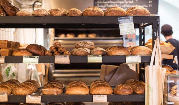 Las mejores panaderias del mundo Baker House Londres