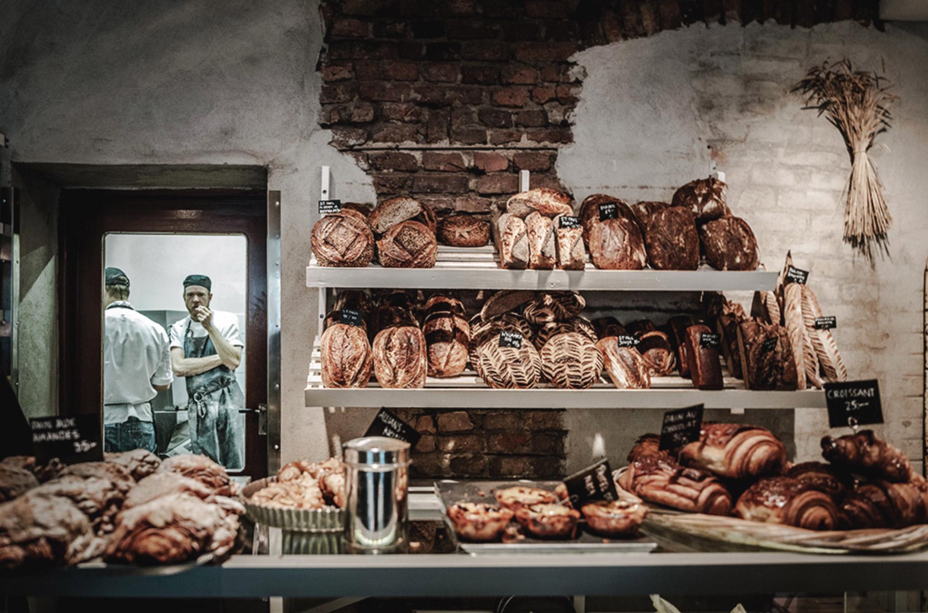 Vuelta al mundo en 14 increíbles panaderías