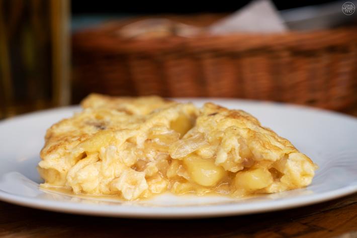 Las mejores tortillas de patatas de Madrid Bodega La Ardosa
