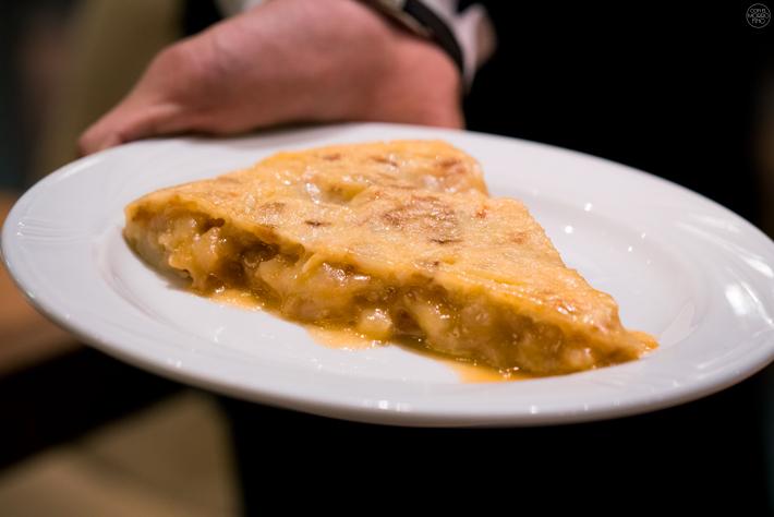 Las mejores tortillas de patatas de Madrid Colosimo