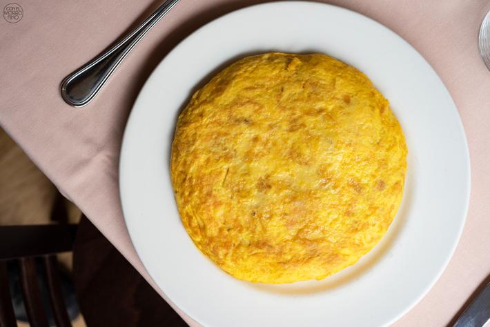Las mejores tortillas de patatas de Madrid La Penela