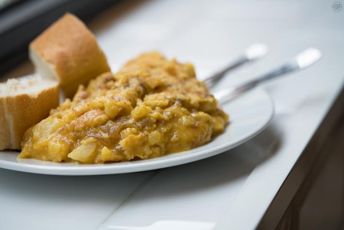 Las mejores tortillas de patatas de Madrid Pez-Tortilla