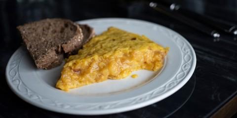 Las mejores tortillas de patatas de Madrid Portada