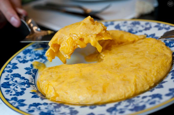 Las mejores tortillas de patatas de Madrid Taberna Pedraza