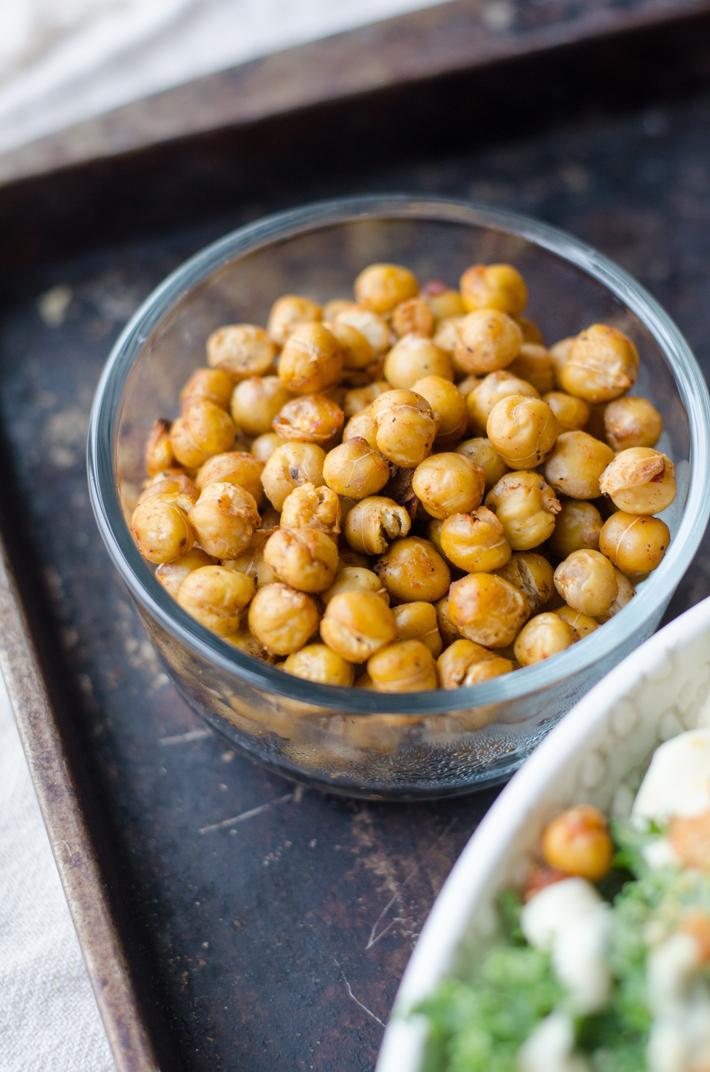 Por que comer legumbres garbanzos