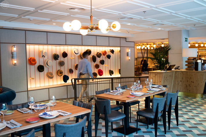 Restaurante Sinsombrero Madrid 01