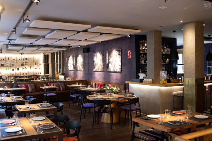 Restaurante peruano Quispe Madrid 01