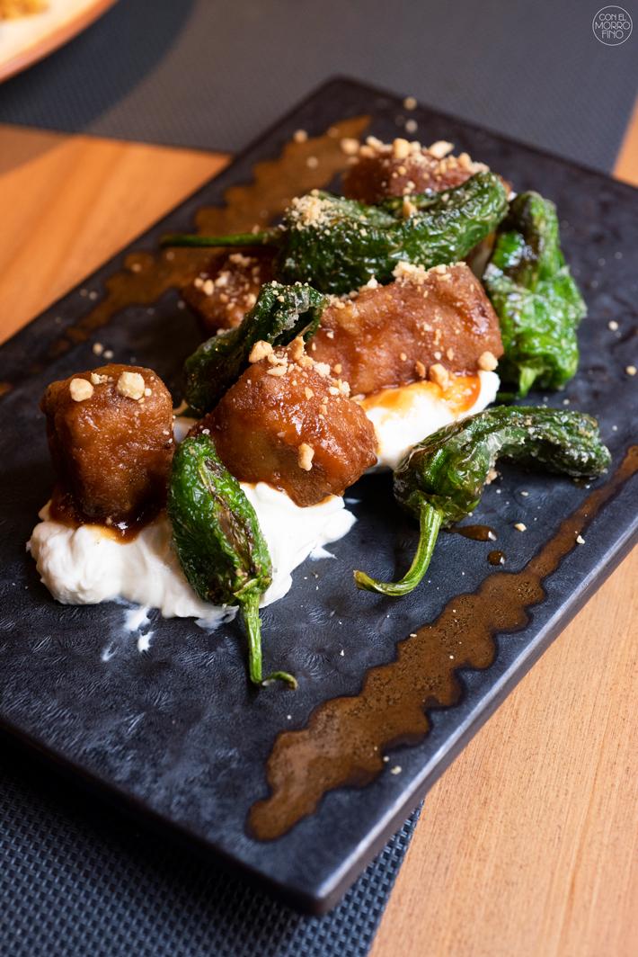 Restaurante peruano Quispe Madrid 07