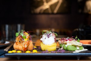 Restaurante peruano Quispe Madrid Portada