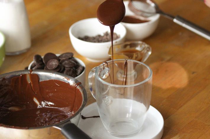Agenda gastronomica Madrid Cata Chocolate a la Taza