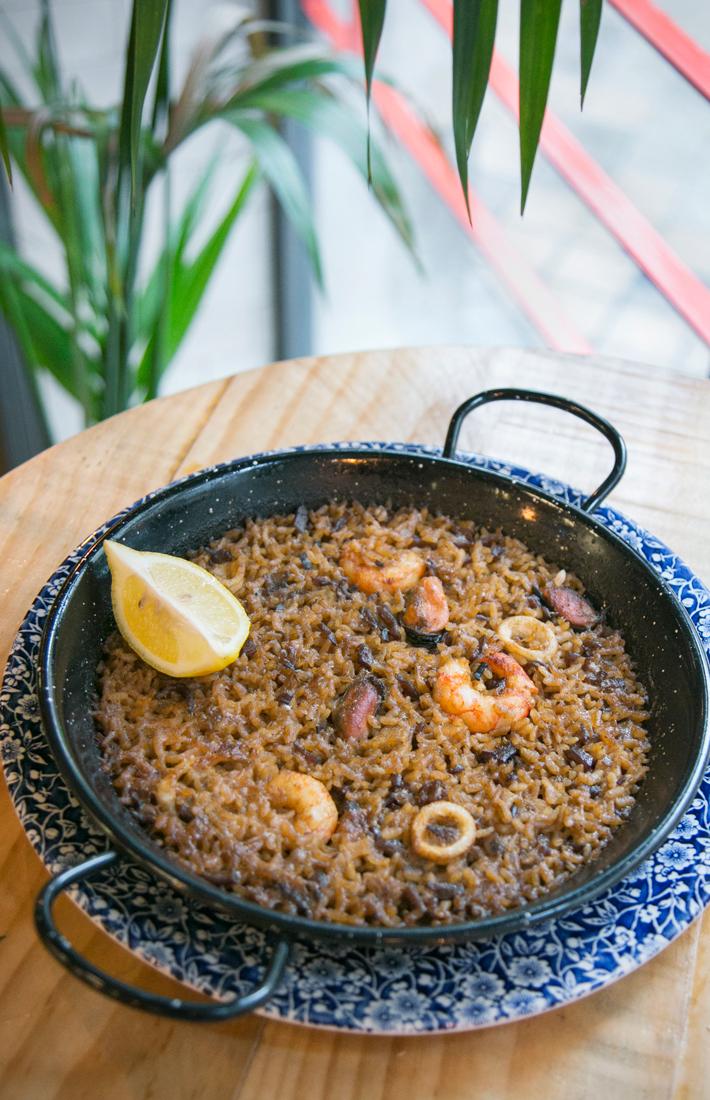 Agenda gastronomica Madrid La Malcriada