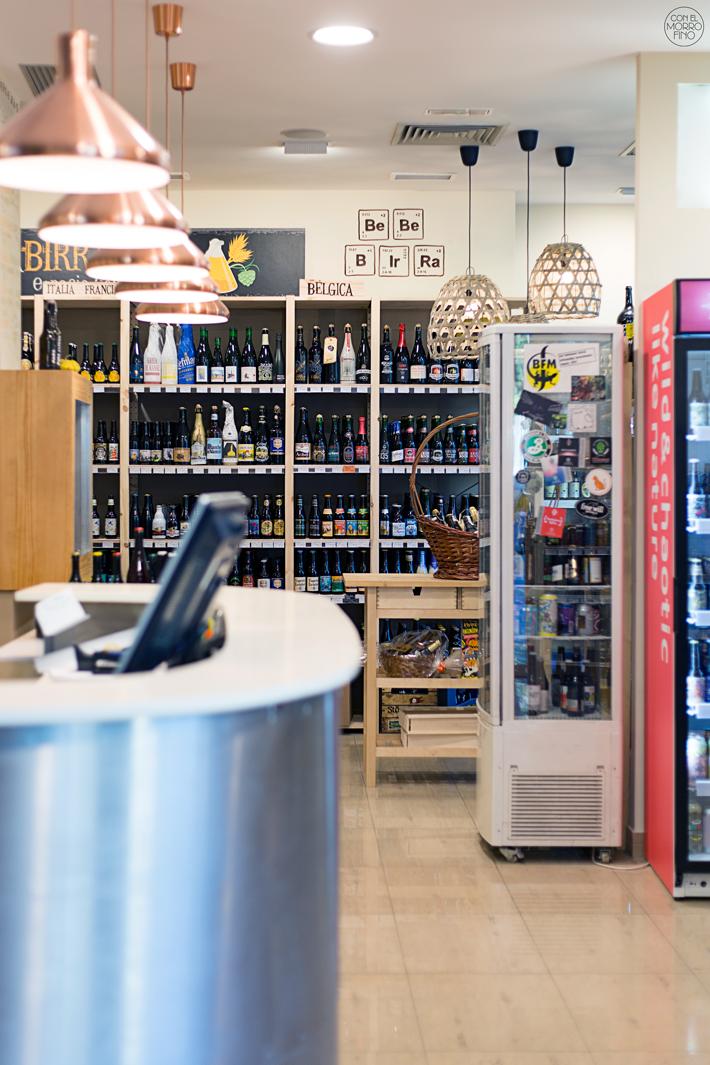 Agenda gastronomica Madrid cena Labirratorium