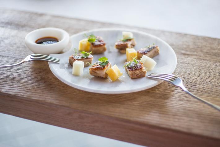 Agenda gastronomica Madrid restaurante sa-brisa