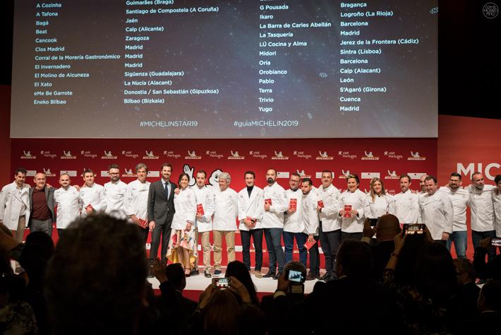 Cocina de vanguardia Eneko Atxa Gala Michelin 2019
