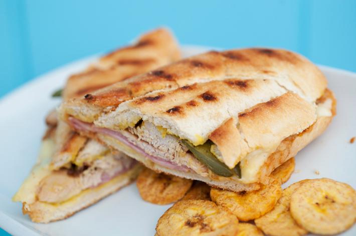Los mejores sandwiches del mundo Cubano