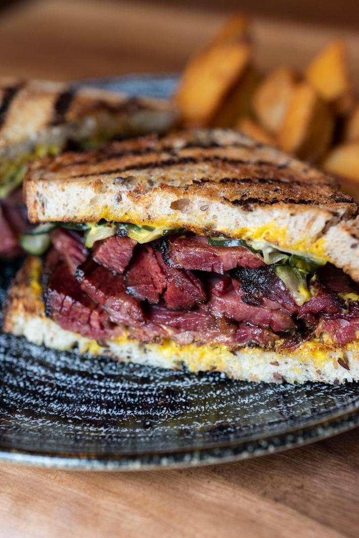Los mejores sandwiches del mundo Pastrami