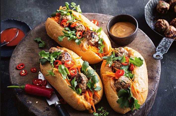 Los mejores sandwiches del mundo banh-mi