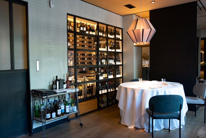 restaurantes con estrella michelin Madrid Clos