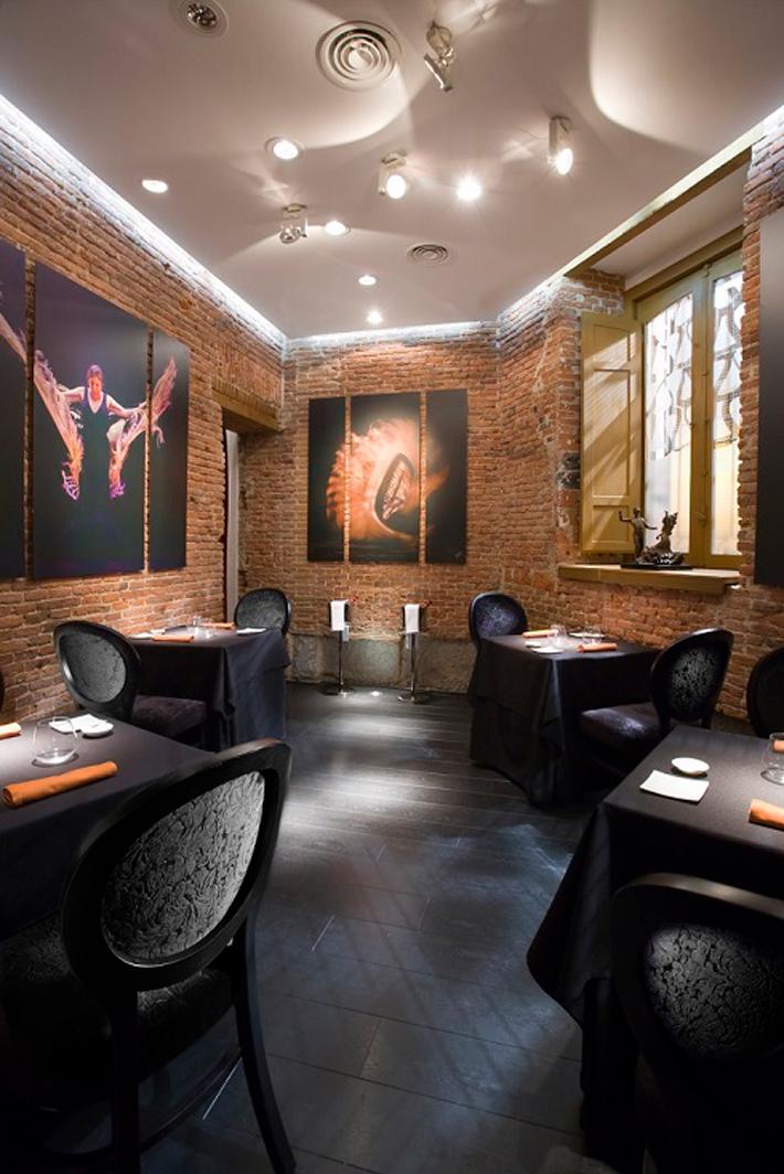 restaurantes con estrella michelin Madrid Corral-de-la-Moreria